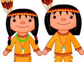 free indian head clipart png