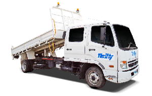 fuso truck png