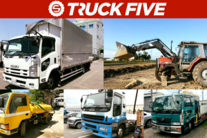fuso truck png 1
