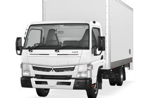 fuso truck png 3