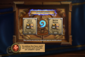 hearthstone pack png 1
