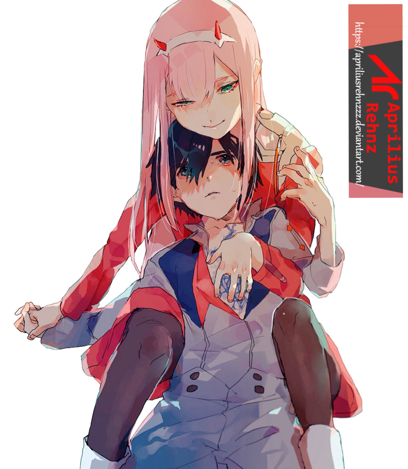 Hiro Darling In The Franxx Png 3 Png Image