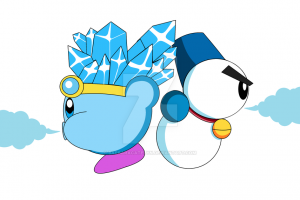 ice kirby png 2