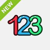 icon numbers png 1