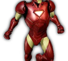 ironman character png