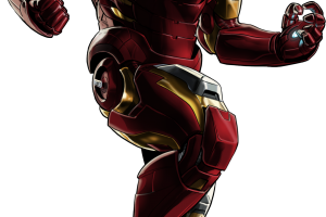 ironman character png 2