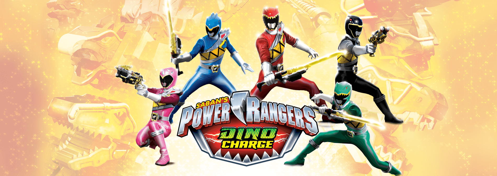 Logo Power Rangers Dino Charge Png 1 Png Image