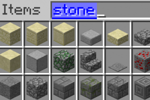 Minecraft Inventory Bar Png 2 Png Image