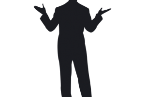 question person png