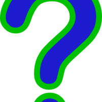 question vector png