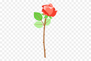 rose thorn png 3