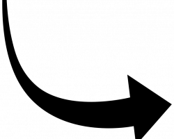 round arrow png