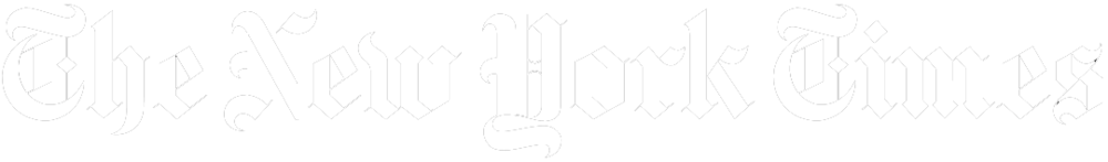 The New York Times Logo White Png 1 Png Image