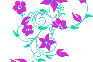 violet abstract png 1