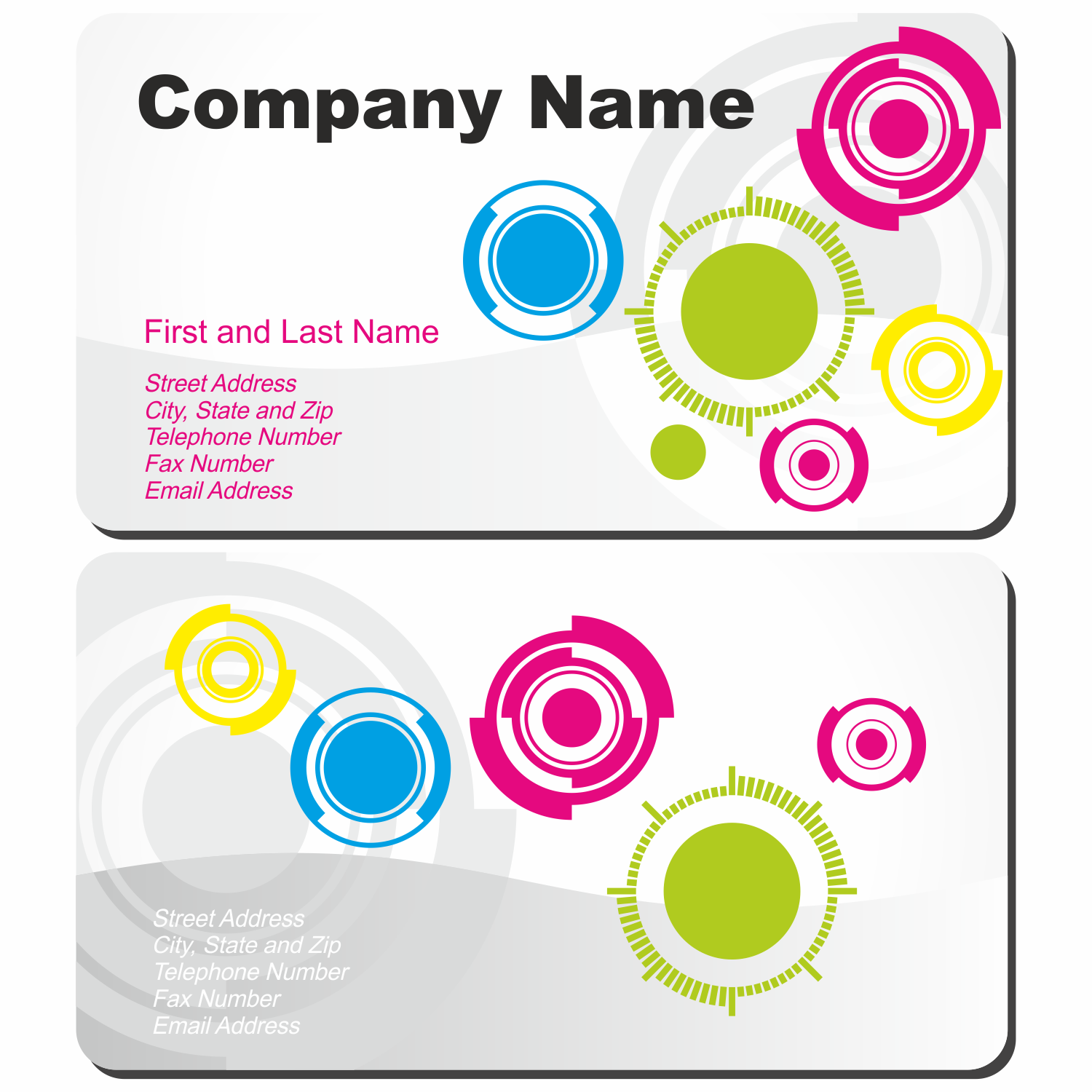 Visiting Card Background Design Png Hd Png Image