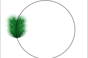 wreath outline png 1