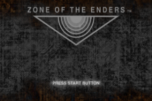 zone of the enders logo png