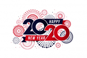 Happy New Year 2020 Images Hd Png 2 Png Image