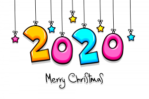 happy new year 2020 logo png 6