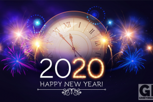happy new year 2020 logo png 7
