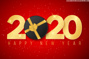 happy new year 2020 logo png 8