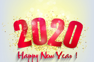 happy new year 2020 new png