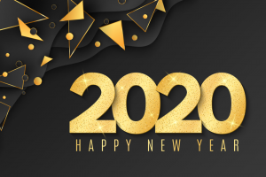 happy new year 2020 new png 2