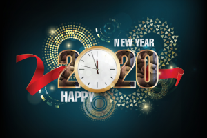 happy new year 2020 new png 3