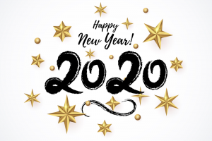 Happy New Year 2020 Png Background Download 1 Png Image
