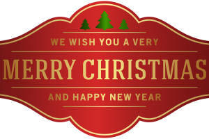 merry christmas happy new year 2019 png text 3