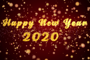 new year card png 2020 1