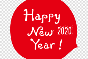new year clipart png 2020