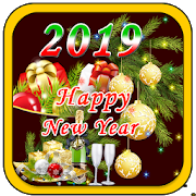 new year frame 2020 png 1