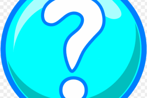 question mark circle png 4
