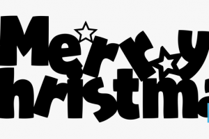 vertical merry christmas 2019 png 1