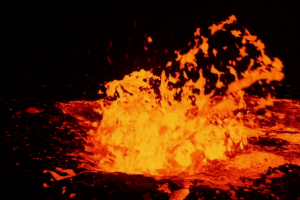 volcano lava png
