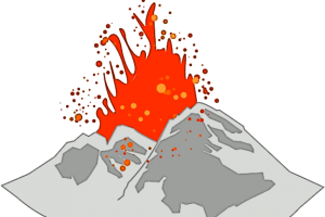 volcano lava png 5