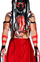 wwe finn demon king logo png 3