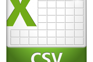 csv icon png