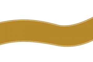 ribbon gold wave png