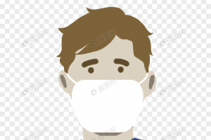 wear a mask png 6